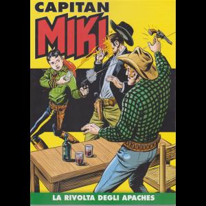 Capitan Miki - La rivolta degli apaches - n. 49 - settimanale -