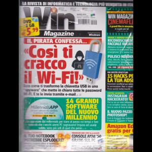 Win Magazine Dvd 8Gb - rivista + dvd - n. 255 - marzo 2019 - mensile -
