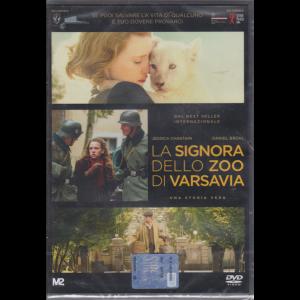 I dvd di Sorrisi collection n. 3 - La signora dello zoo di Varsavia - settimanale - 21/1/2020
