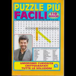 Puzzle più facili - n. 70 - bimestrale - febbraio - marzo 2020 - 110 giochi