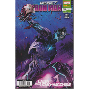 Iron Man - n. 79 - L'alba dell'uomo - macchina! - mensile - 16 gennaio 2020
