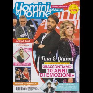 Uomini e Donne magazine - n. 1 - settimanale - 17 gennaio 2020