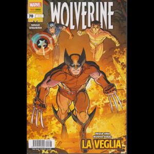 Wolverine - n. 396 - Inizia una nuova saga:la veglia - quindicinale - 9 gennaio 2020