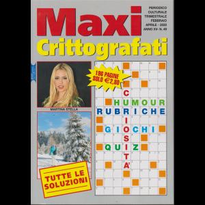 Maxi Crittografati - n. 49 - trimestrale - febbraio - aprile 2020 - 196 pagine