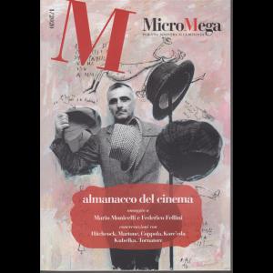 MicroMega - n.1 - 23/1/2020 - bimestrale - Almanacco del cinema