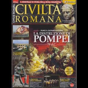 Civilta' Romana Extra - n. 1 - bimestrale - marzo -aprile 2019 -