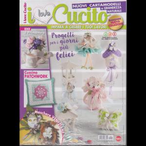I love cucito - 27 - bimestrale - gennaio - febbraio 2020 -