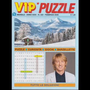 Vip puzzle - n. 333 - mensile - febbraio 2020