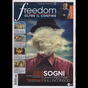Freedom - Oltre il confine - n. 4 - mensile - febbraio 2020 -