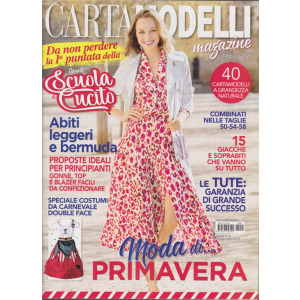 Cartamodelli magazine - n. 24 - mensile - febbraio 2020