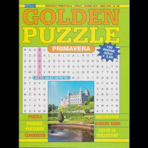 Golden Puzzle - n. 130 - trimestrale - aprile- giugno 2019 - Primavera - 100 pagine