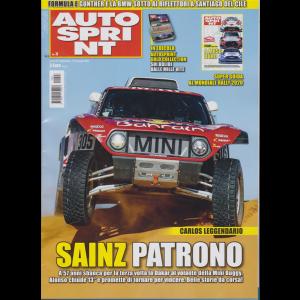 Autosprint - n. 3 - settimanale - 21-27 gennaio 2020 -
