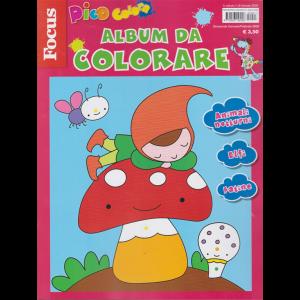 Focus Pico - Album da colorare - n. 1 - 18 gennaio 2020 - bimestrale