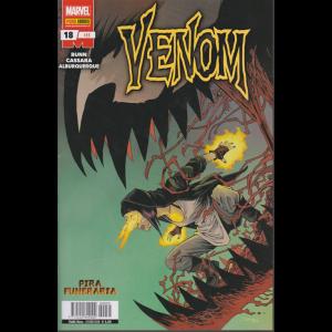 Venom - n. 35 - mensile - 23 gennaio 2020 - Pira funeraria