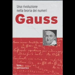 Geni della Matematica vol. 1 GAUSS - edizione RBA Italia