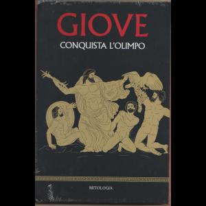 Mitologia RBA italia vol. 1  GIOVE Conquista l'Olimpo