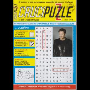 Crucipuzzle - n. 548 - febbraio 2020 - mensile