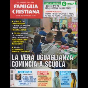Famiglia cristiana - n. 4 - 26 gennaio 2020 - settimanale