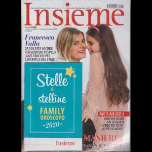 Insieme - + Stelle e stelline - Family oroscopo 2020 - n. 1/2 - gennaio - febbraio 2020 - mensile