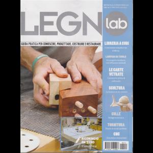 Legno lab - n. 114 - bimestrale - gennaio - febbraio 2020 -