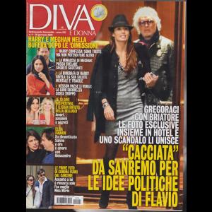 Diva e donna - n. 4 - settimanale femminile - 28 gennaio 2020