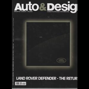 Auto & Design - n. 240 - bimestrale - gennaio - febbraio 2020 - english - italiano