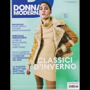Donna moderna - n. 3 - 2 gennaio 2020 - settimanale