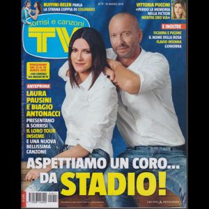 Sorrisi E Canzoni Tv - n. 11 - 19 marzo 2019 - settimanale