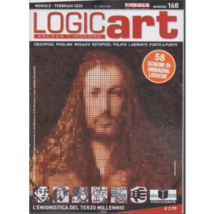 Logicart - n. 168 - mensile - febbraio 2020 -