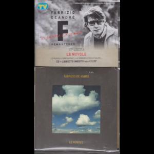 Le raccolte musicali di Sorrisi n. 4 - 28 gennaio 2020 - Fabrizio De Andrè - uscita n. 17 - Le nuvole - cd + libretto inedito