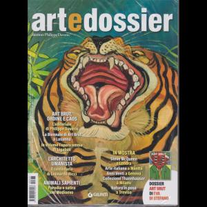Artedossier -+ Art brut -  n. 373 - mensile - febbraio 2020 - 2 riviste
