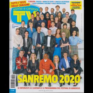 Sorrisi e Canzoni tv - n. 4 - 28 gennaio 2020 - settimanale
