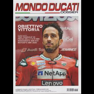 Mondo Ducati dossier - n. 106 - bimestrale - febbraio - marzo 2020 -