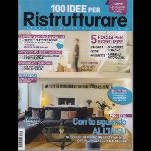 100 idee per ristrutturare - n. 64 - febbraio 2020 -