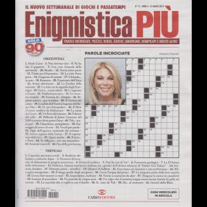 Enigmistica Piu' - n. 12 - 27 marzo 2019 - settimanale