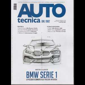 Auto tecnica dal 1982 - n. 452 - mensile - febbraio 2020 -