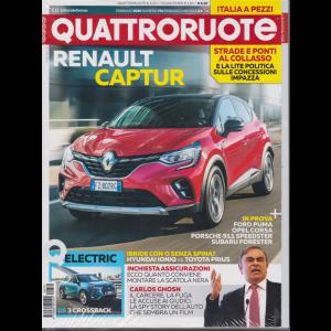Quattroruote + Youngtimer - n. 774 - febbraio 2020 - mensile - 2 riviste
