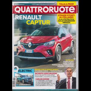Quattroruote + Dossier : le migliori prove su strada del 2019 - n. 774 - febbraio 2020 - mensile - 2 riviste