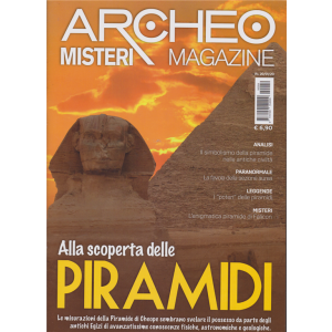 Archeo misteri magazine - n. 59 - 20/1/2020 -
