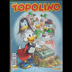 Topolino - n. 3349 - settimanale - edizione speciale + statuetta dorata Zio Paperone gold - limited edition
