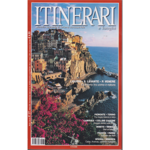 Itinerari e luoghi - n. 277 - mensile - febbraio 2020 -