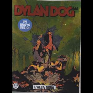 Dylan Dog 666 - L'alba nera - febbraio 2020 - mensile - n. 401