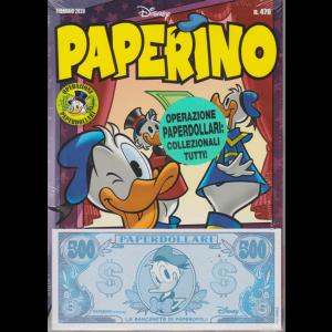 Paperino - n. 476 - febbraio 2020 - mensile