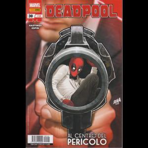 Deadpool - n. 149 - Al centro del pericolo - quindicinale - 30 gennaio 2020