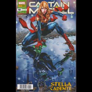 Capitain Marvel - n. 10 - mensile - 30 gennaio 2020 - Stella cadente -