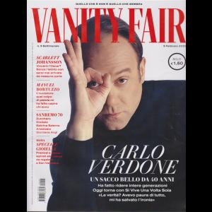 Vanity Fair - n. 5 - settimanale - 5 febbraio 2020 -