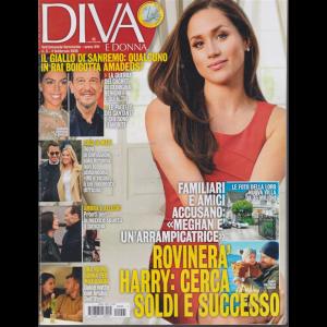 Diva e donna - n. 5 - settimanale femminile - 4 febbraio 2020 -