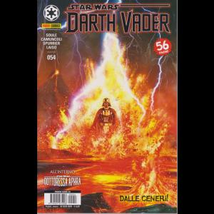 Star Wars - Darth Vader - n. 54 - mensile - 30 gennaio 2020 - Dalle ceneri! - 56 pagine