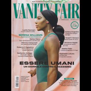 Vanity Fair  - n. 12 - settimanale - 27 marzo 2019