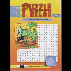 I puzzle di relax - n. 308 - mensile - febbraio 2020 -